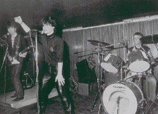 Los primeros conciertos de U2